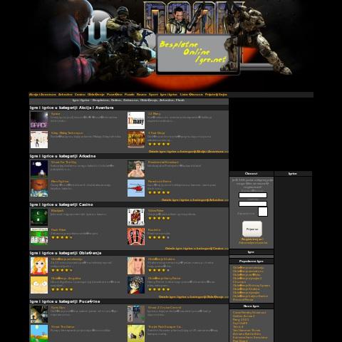 online igre