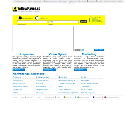 Yellowpages.rs