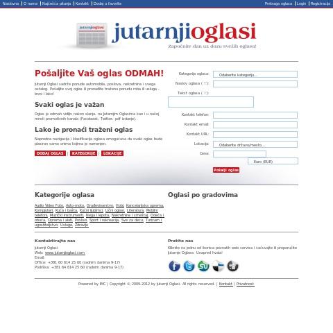 besplatni oglasi crna gora licni